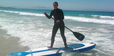 SUP tour in Tarifa