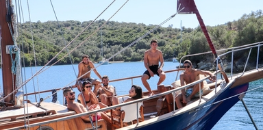 Full day sailing tour in Corfu with lunch Cover