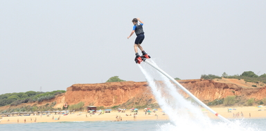 Flyboard in Vilamoura