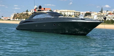 Exclusive boat tour in Vilamoura - afternoon Cover