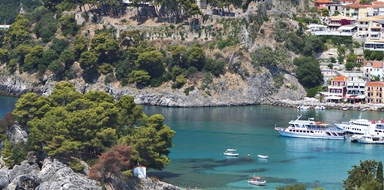 Cruise Parga and Paxos