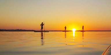 Sunrise SUP Tour to Benagil cave Cover