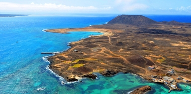 Cover for half day boat tour in Lanzarote to Lobos island
