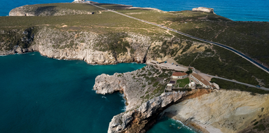 Explore the untouched region between Sagres and Lagos