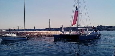 Catamaran Charter in Lisbon