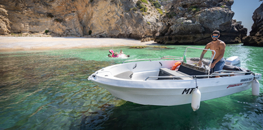 Private Sesimbra boat experience