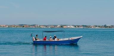 Aveiro Boat tour Cover