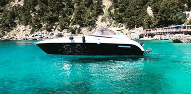 Private Cruise to visit Capri