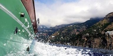 Private Amalfi Coast boat tour Covwe