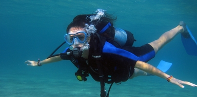 PADI Open Water Diver in Athens