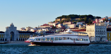 Tagus Cruise in Lisbon cover