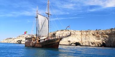 Pirate Ship Portimão