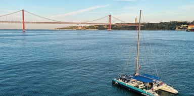 Catamaran Cruise in Lisbon