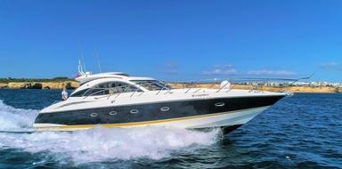 Private cruise in Vilamoura Cover
