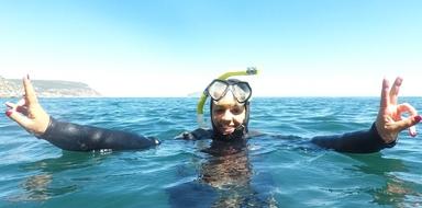 Sesimbra snorkeling tour