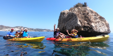 Cover for Kayak tour in La Herradura