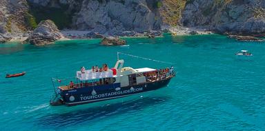 Tropea boat tour