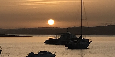 Sunset tour to Alvor