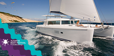Algarve Boat Festival - book your luxury catamaran