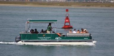 Catamaran tour in Ria Formosa