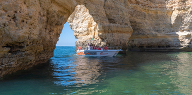 Private cave tour in Albufeira