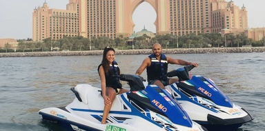 Jet Ski in Dubai Cover