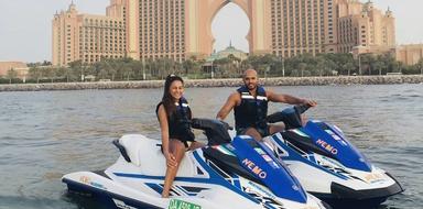Jet Ski in Dubai Cover