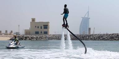Flyboard in Dubai Cover