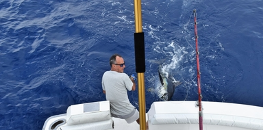 Azores fishing trip