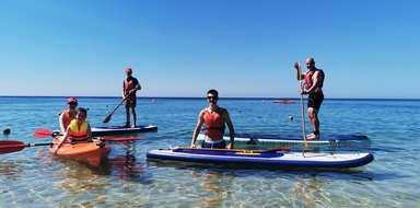 SUP rental in Sesimbra