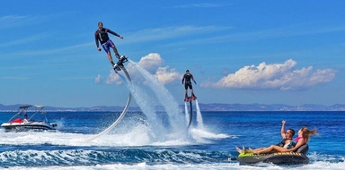 FlyBoard - Private lessons Ibiza