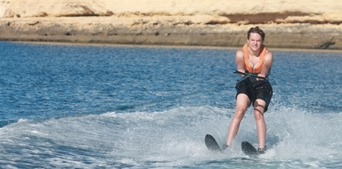 Water ski in Armação de Pêra