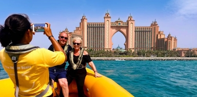 Dubai tour by boat