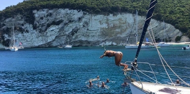 Half day sailing in Lisbon