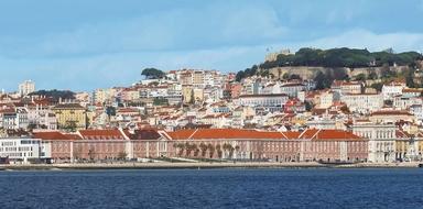 Lisbon city cruise