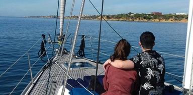 Vilamoura sailing tour