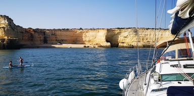 Private sailing tour in Vilamoura