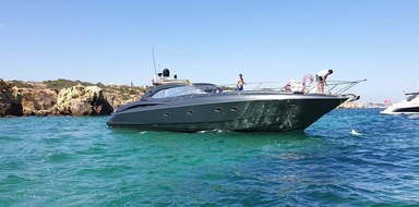 Private cruise from Vilamoura to Benagil cave