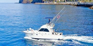 Madeira Big Game Fishing