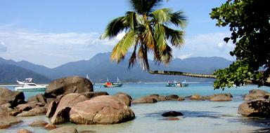 Angra dos Reis boat tour