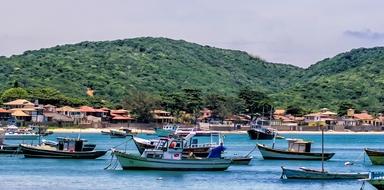 Explore Búzios by boat