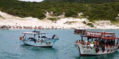 Arraial do Cabo boat tour