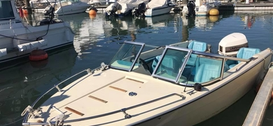 The boat is ready. Are you too?