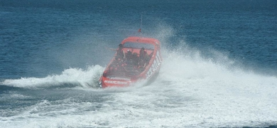 Jetboat in Albufeira