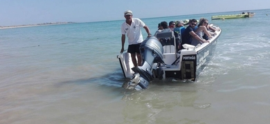 Boat trip to Benagil from Armação de Pêra