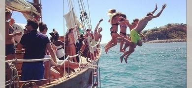 Captain hook cruise albufeira - boat trips from albufeira - pirate ship albufeira