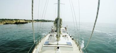 sailing charter in Albufeira