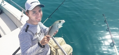 The fishing experience is suitable for all levels of experience