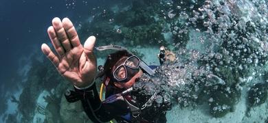 Scuba diver course in Gran Canaria