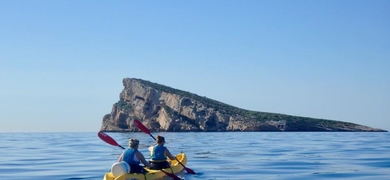 Let's explore the Benidorm island